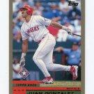 2000 Topps Baseball #040 Juan Gonzalez - Texas Rangers