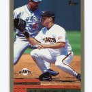 2000 Topps Baseball #035 J.T. Snow - San Francisco Giants