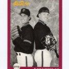 1991 Studio Baseball #260 Bud Black / Steve Decker - San Francisco Giants