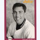 1991 Studio Baseball #252 Mike Benjamin - San Francisco Giants