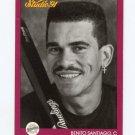 1991 Studio Baseball #249 Benito Santiago - San Diego Padres