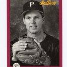 1991 Studio Baseball #221 Jay Bell - Pittsburgh Pirates