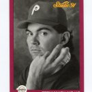 1991 Studio Baseball #219 Terry Mulholland - Philadelphia Phillies