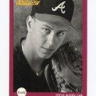 1991 Studio Baseball #141 Steve Avery - Atlanta Braves