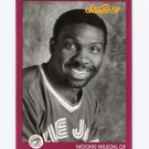 1991 Studio Baseball #140 Mookie Wilson - Toronto Blue Jays