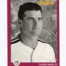1991 Studio Baseball #138 Turner Ward RC - Toronto Blue Jays