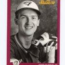 1991 Studio Baseball #136 John Olerud - Toronto Blue Jays
