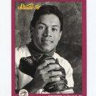 1991 Studio Baseball #131 Roberto Alomar - Toronto Blue Jays