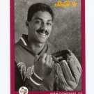 1991 Studio Baseball #124 Juan Gonzalez - Texas Rangers