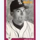 1991 Studio Baseball #120 David Valle - Seattle Mariners