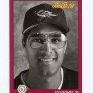 1991 Studio Baseball #003 Leo Gomez - Baltimore Orioles