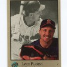 1992 Studio Baseball #149 Lance Parrish - California Angels