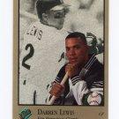 1992 Studio Baseball #117 Darren Lewis - San Francisco Giants
