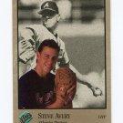1992 Studio Baseball #001 Steve Avery - Atlanta Braves