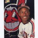 1993 Studio Baseball #180 Kenny Lofton - Cleveland Indians
