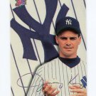 1993 Studio Baseball #168 Jimmy Key - New York Yankees