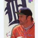 1993 Studio Baseball #165 Kirk Gibson - Detroit Tigers