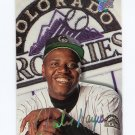1993 Studio Baseball #136 Charlie Hayes - Colorado Rockies