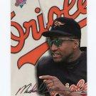 1993 Studio Baseball #055 Mike Devereaux - Baltimore Orioles