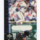 1998 Upper Deck Baseball #404 Mark Loretta - Milwaukee Brewers