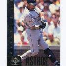 1998 Upper Deck Baseball #386 Derek Bell - Houston Astros