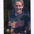 1998 Upper Deck Special F/X Baseball #023 B.J. Surhoff - Baltimore Orioles ExMt