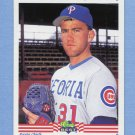 1992 Classic/Best Baseball #218 William (Bill) Bliss - Peoria Chiefs (Cubs)