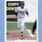 1992 Classic/Best Baseball #149 Jamie Ogden - Kenosha Twins (Twins)