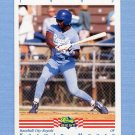 1992 Classic/Best Baseball #022 Kerwin Moore - Baseball City Royals (Royals)