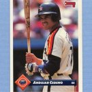 1993 Donruss Baseball #456 Andujar Cedeno - Houston Astros