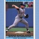 1992 Donruss Baseball #390 Chuck Knoblauch - Minnesota Twins