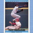 1992 Donruss Baseball #362 Tony Fernandez - San Diego Padres