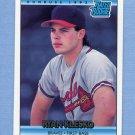 1992 Donruss Baseball #013 Ryan Klesko - Atlanta Braves