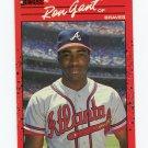 1990 Donruss Baseball #475 Ron Gant - Atlanta Braves