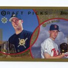 1999 Topps Baseball #218 J.M. Gold / Ryan Mills RC - Brewers / Twins