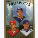 1999 Topps Baseball #212 Chuck Abbott RC / Brent Butler / Danny Klassen