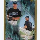 1998 Topps Baseball #499 Brad Penny / Nick Bierbrodt - Arizona Diamondbacks