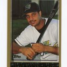 1998 Topps Baseball #466 Bobby Smith - Tampa Bay Devil Rays