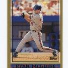 1998 Topps Baseball #413 Ryan McGuire - Montreal Expos