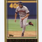 1998 Topps Baseball #412 Mark Lewis - San Francisco Giants