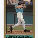 1998 Topps Baseball #411 Mark Kotsay - Florida Marlins