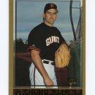 1998 Topps Baseball #398 Robb Nen - San Francisco Giants