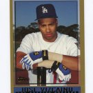 1998 Topps Baseball #395 Jose Vizcaino - Los Angeles Dodgers