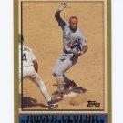 1998 Topps Baseball #371 Roger Cedeno - Los Angeles Dodgers