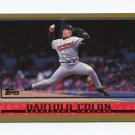 1998 Topps Baseball #360 Bartolo Colon - Cleveland Indians