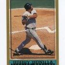 1998 Topps Baseball #356 Bobby Bonilla - Florida Marlins