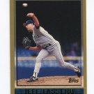 1998 Topps Baseball #342 Jeff Fassero - Seattle Mariners
