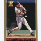 1998 Topps Baseball #334 Andruw Jones - Atlanta Braves