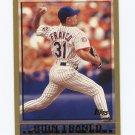 1998 Topps Baseball #306 John Franco - New York Mets