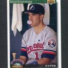 1992 Upper Deck Baseball #772 Archi Cianfrocco RC - Montreal Expos